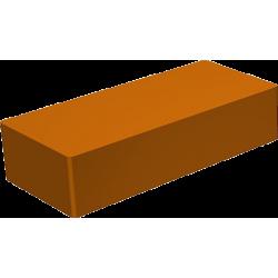 Mattone pieno comune   5,5x12x24